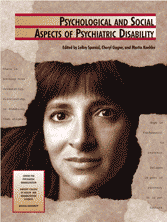 Psychological and Social Aspects of Psychiatric Disability