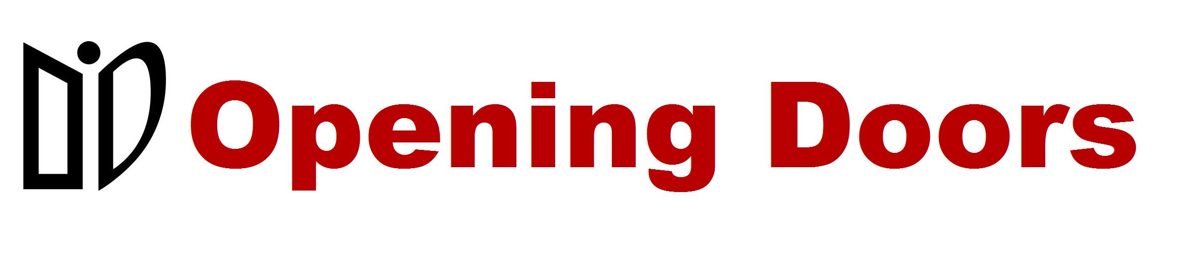 Opening Doors Logo