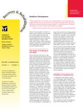 Workforce Development newsletter