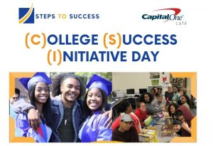 College Success Initiative Day students